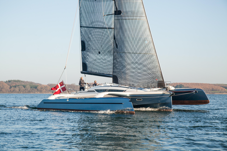 Multihulls New Yacht Reviews Yachting World