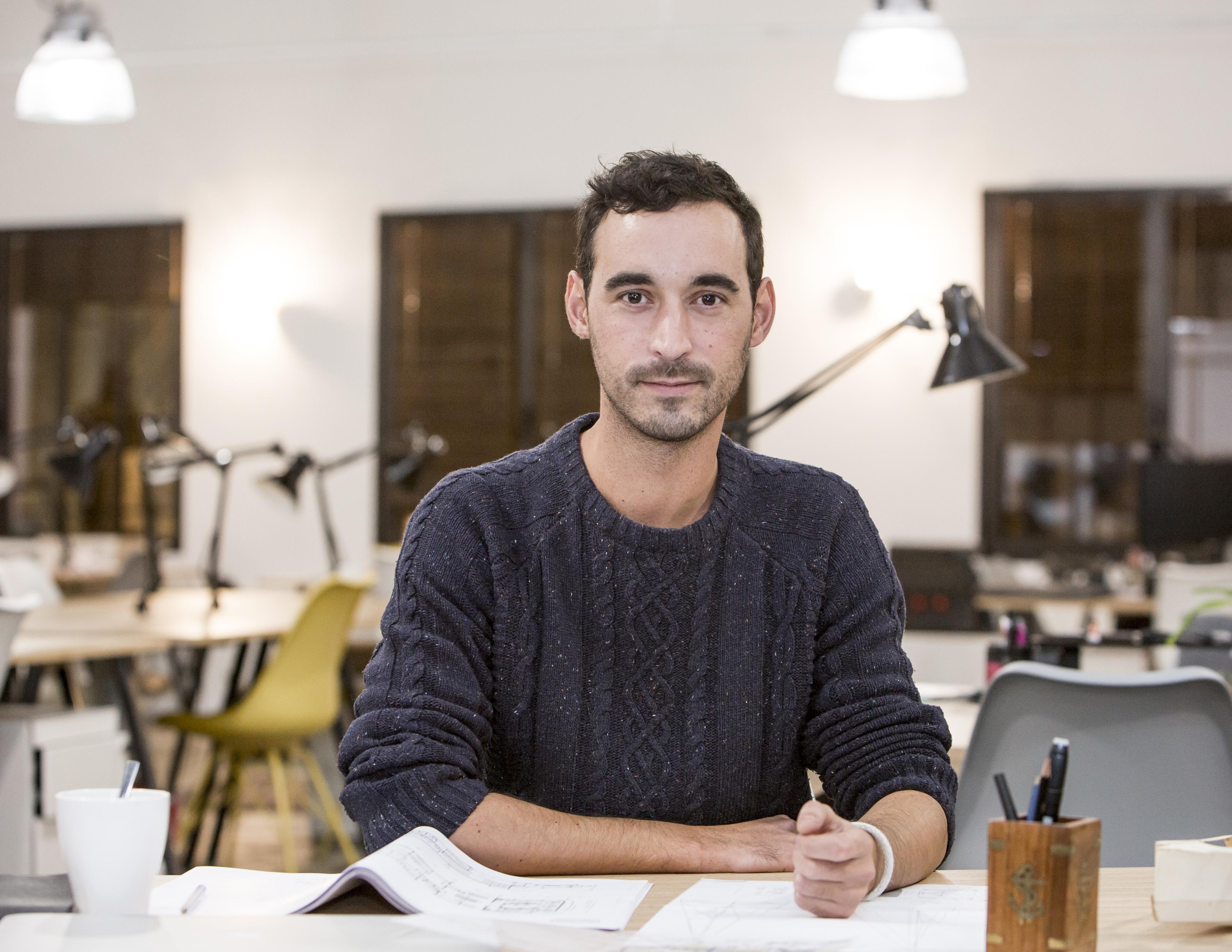 François Perus: profil designer multicoque