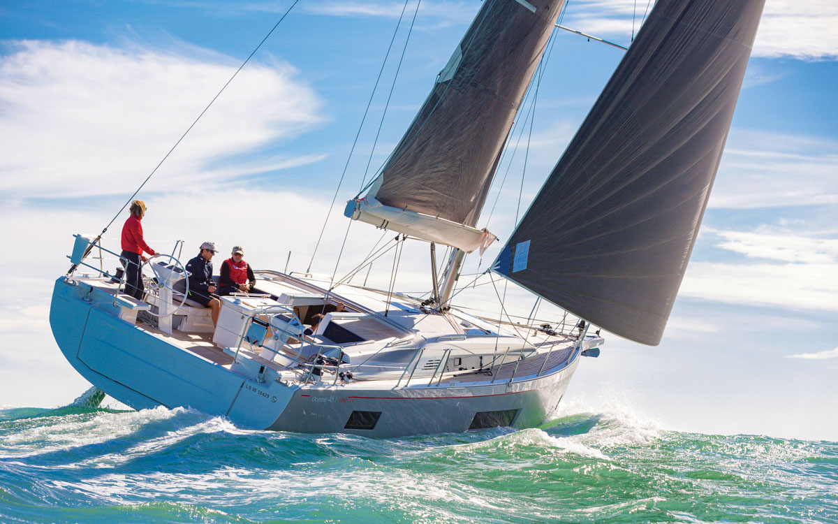 Beneteau Oceanis 46 1 Boat Test The Next Big Thing For The
