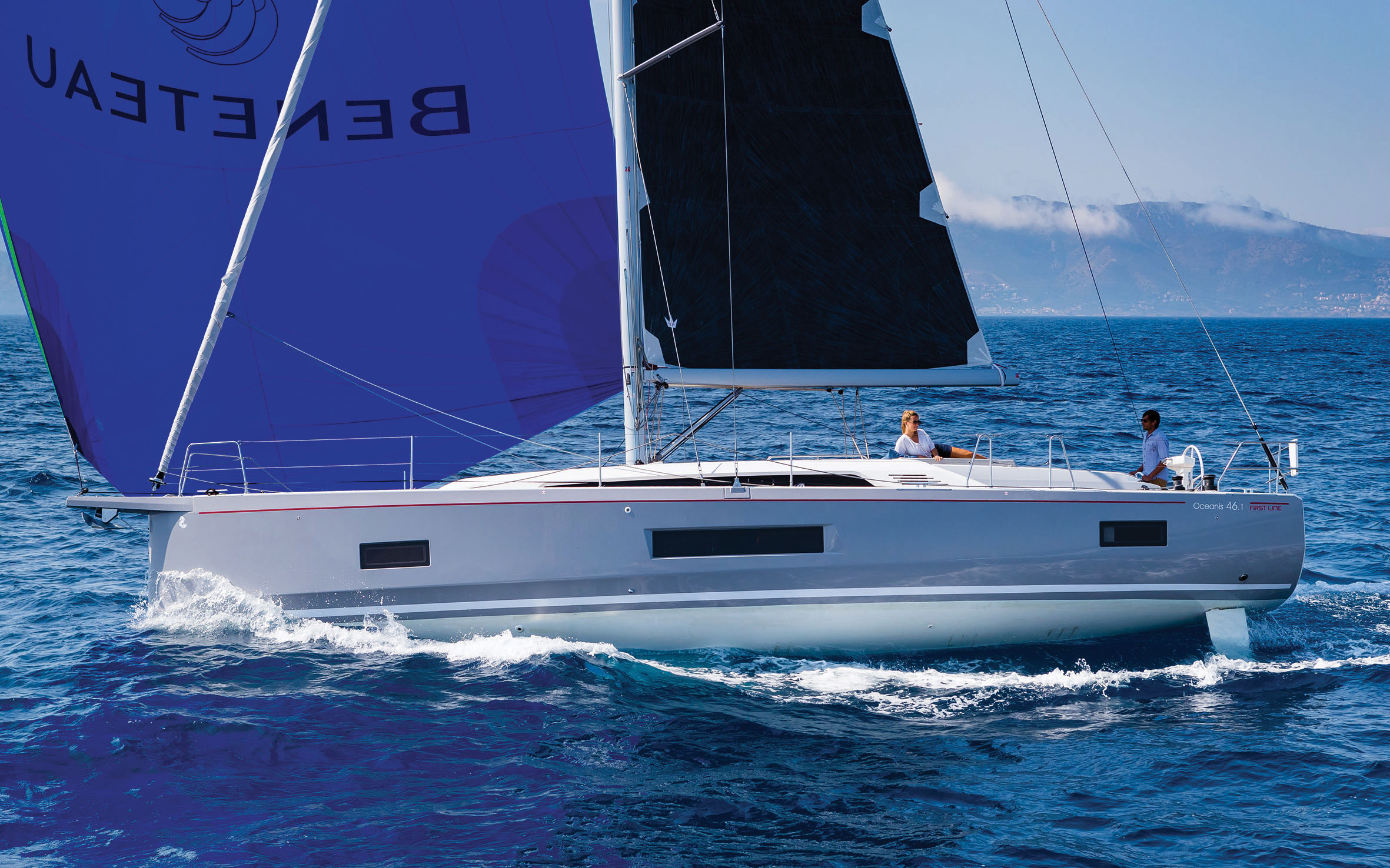 Beneteau Oceanis 46 1 boat test – the next big thing for the