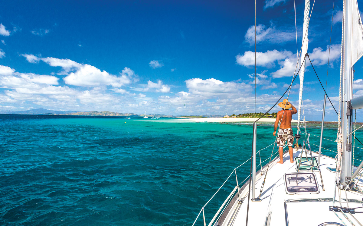 Expert advice: How to sail across the Pacific Ocean