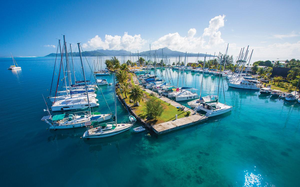 pacific sailing marinas