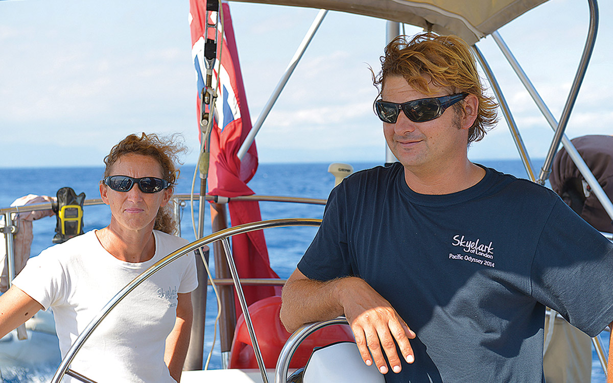 how to sail across the pacific expert advice dan bower