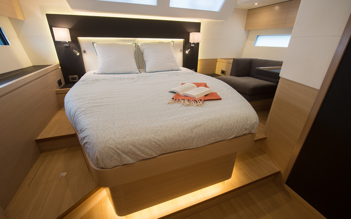 Amel 50 review: An indoor sailing experience to excite hardened sailors