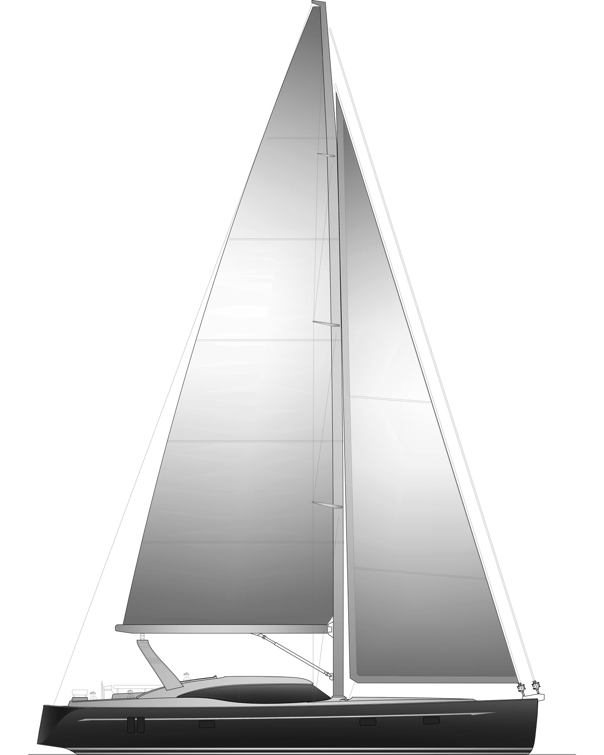 Amel 50 review: An indoor sailing experience to excite