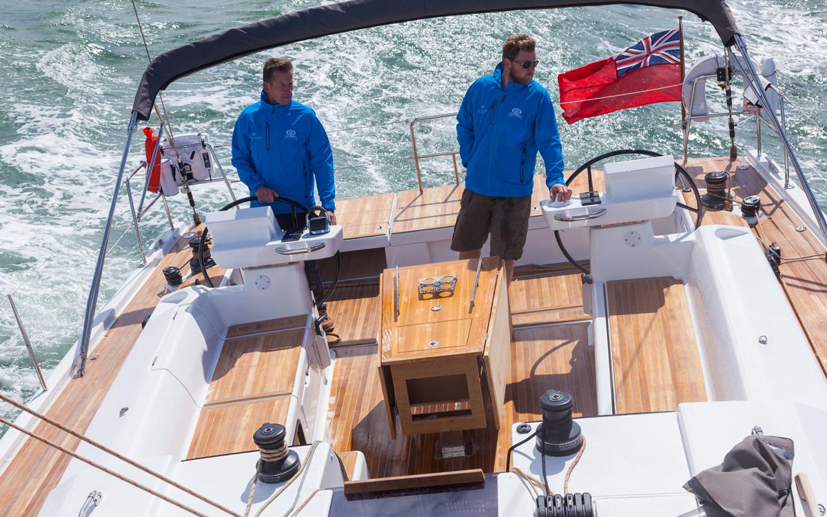 Dufour-56-exclusive-boat-test-cockpit-credit-david-harding