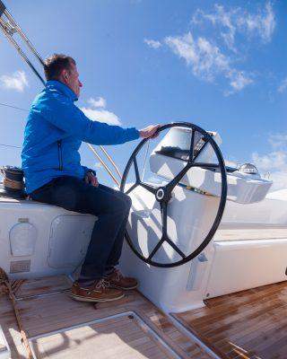 Dufour-56-exclusive-boat-test-helm-credit-david-harding