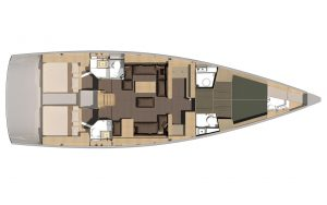 Dufour-56-exclusive-boat-test-layout