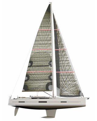 Dufour-56-exclusive-boat-test-sailplan