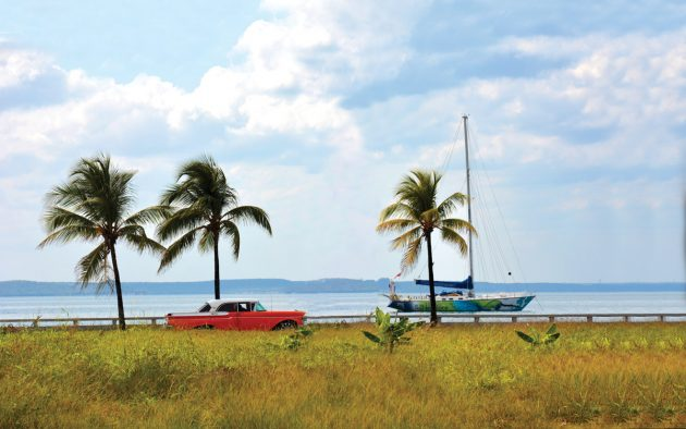 Sailing in Cuba: The joys of exploring the island by yacht