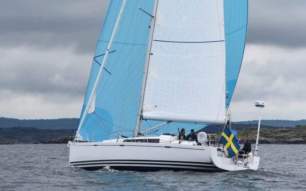 Best Sailing Yachts 2019 European Yacht of the Year 2019: Best performance cruisers