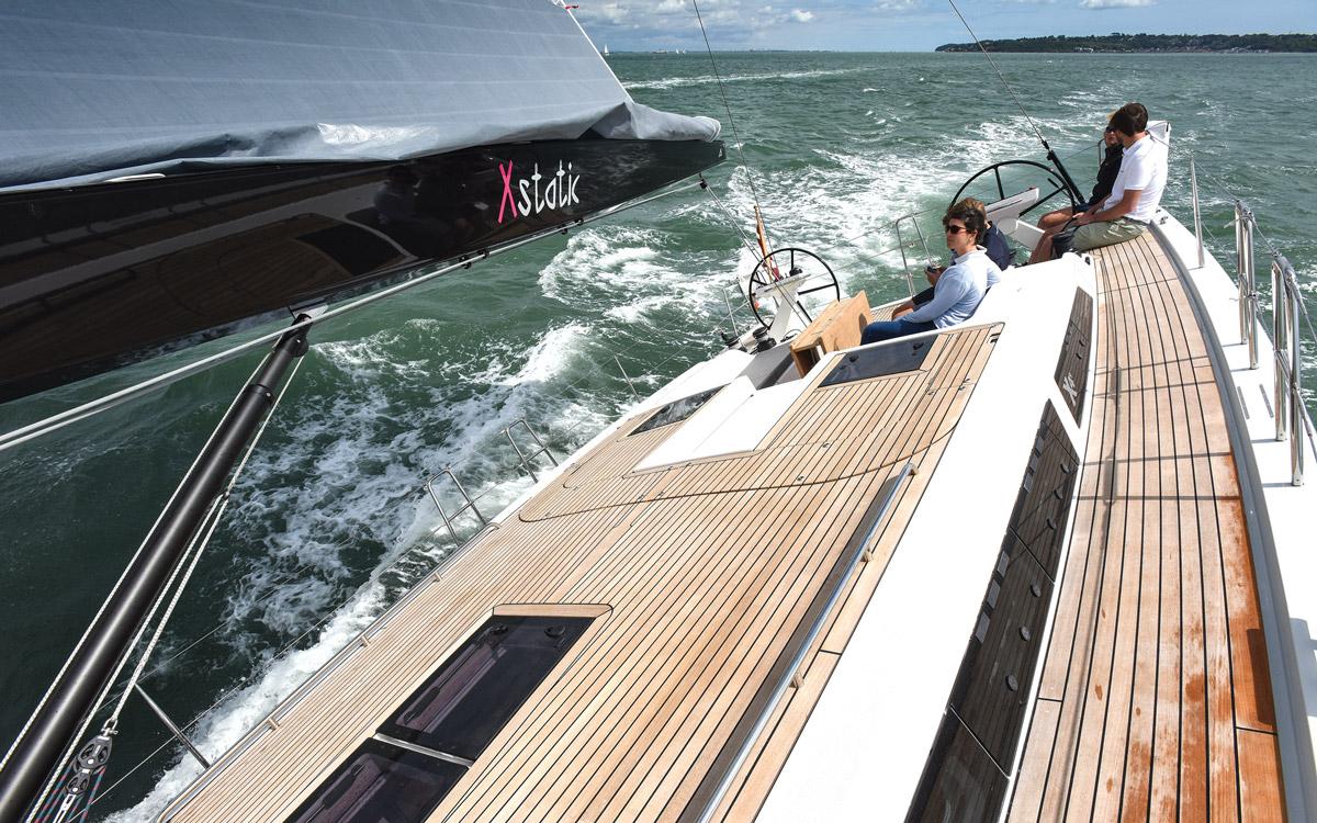 X-Yachts X4-9 test: Danish yard strikes a tough balance with