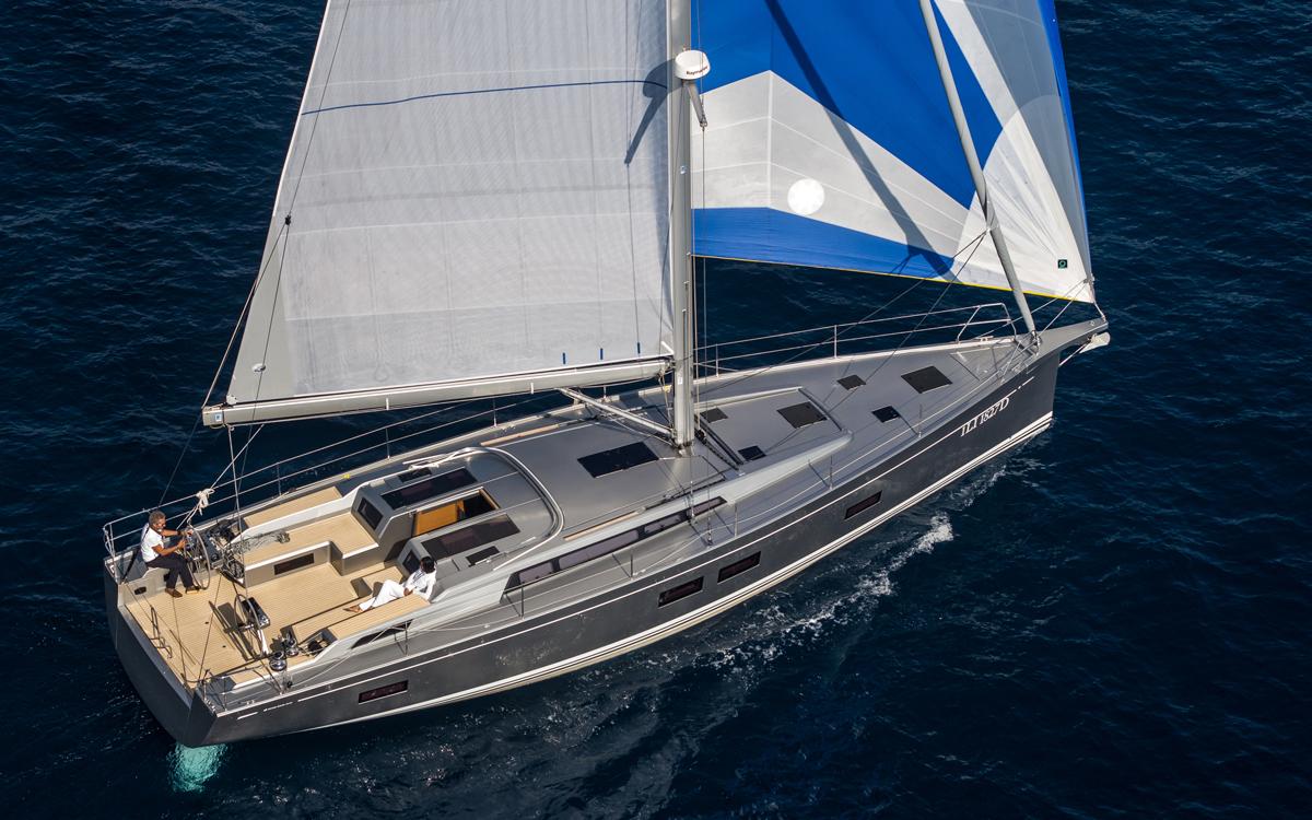 grand-soleil-52lc-boat-test-aerial-view-credit-fabio-taccola