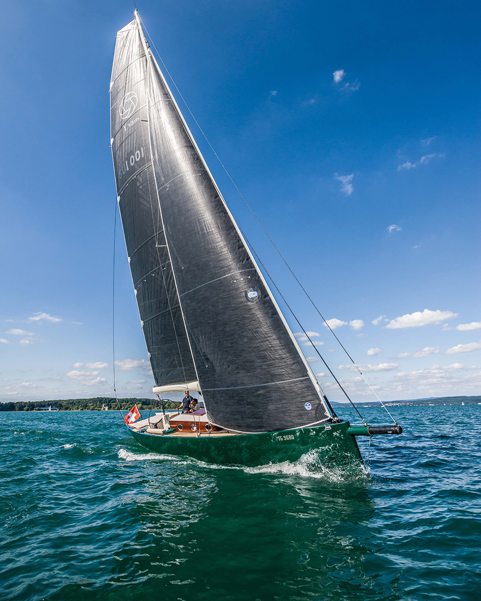How hybrid sailing yachts finally became a feasible option