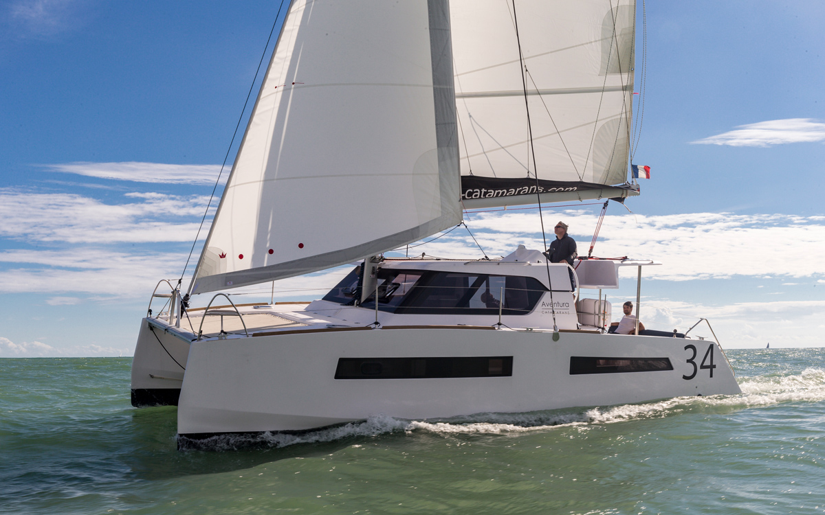 multihulls-European-yacht-of-the-year-aventura-34-exterior-credit-bertel-kolthof