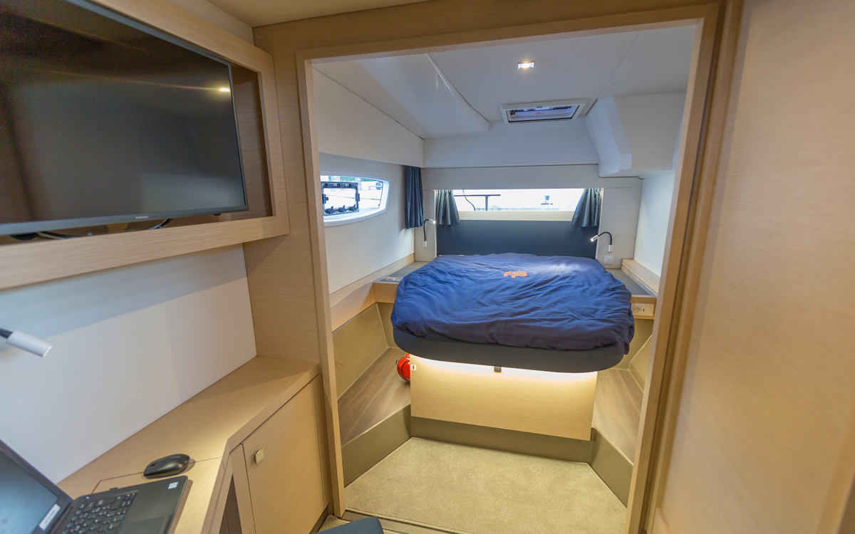 multihulls-European-yacht-of-the-year-fountaine-pajot-astrea-42-cabin-credit-bertel-kolthof