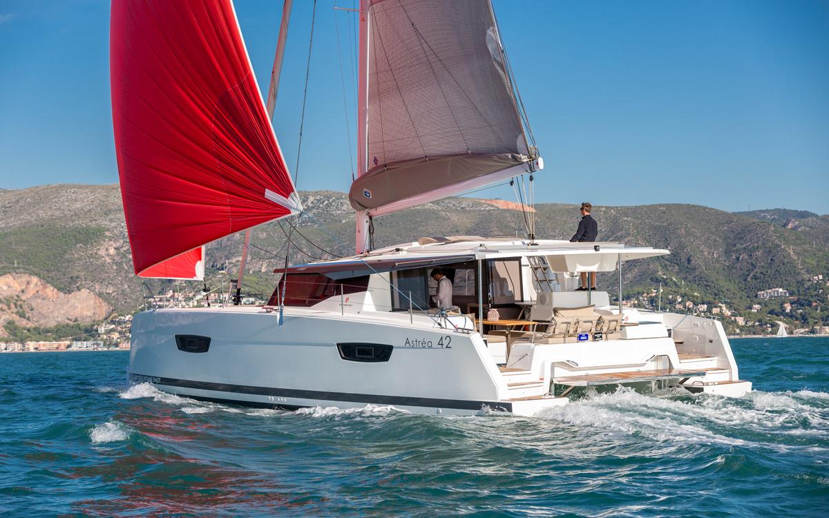 Le Lagoon Sixty5 | Nouveau Catamaran de Luxe