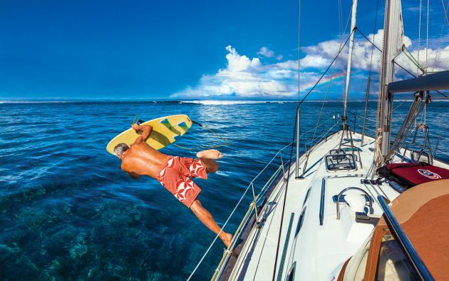 Why wait until tomorrow to start planning your next sailing adventure? Photo: Tor Johnson