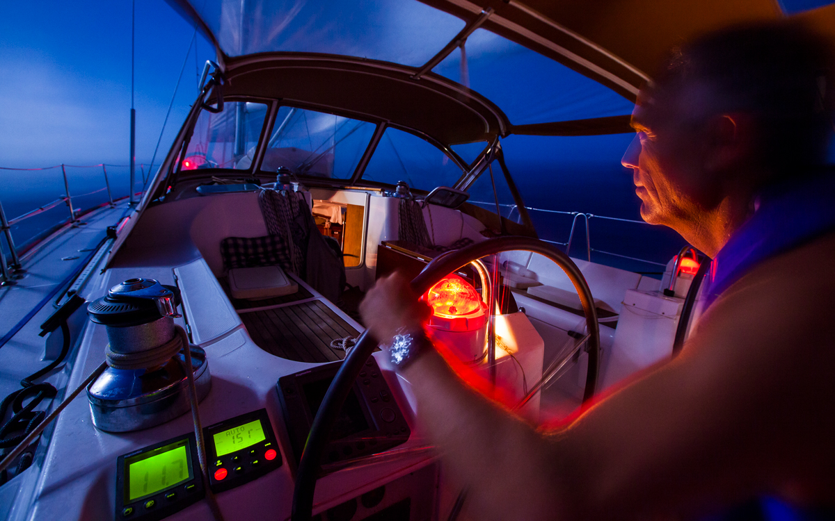Power management: How to cope with the demands of modern cruising