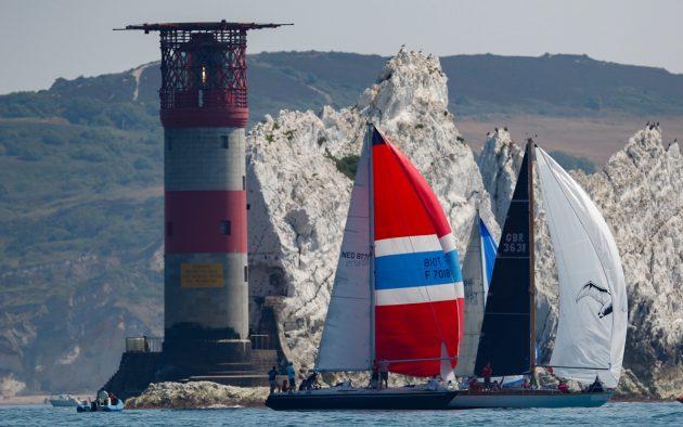 round-the-island-race-2018-the-needles-nanna-II-credit-paul-wyeth
