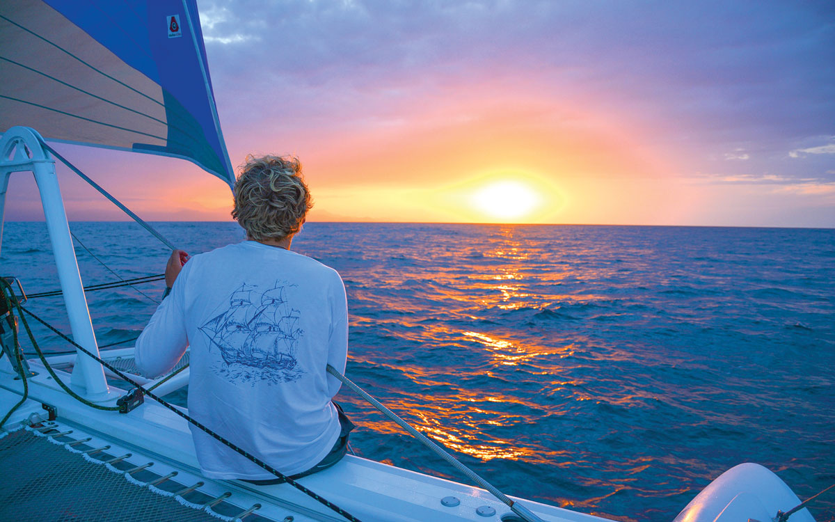 Sailing around the world: Cruising couples' top tips for a