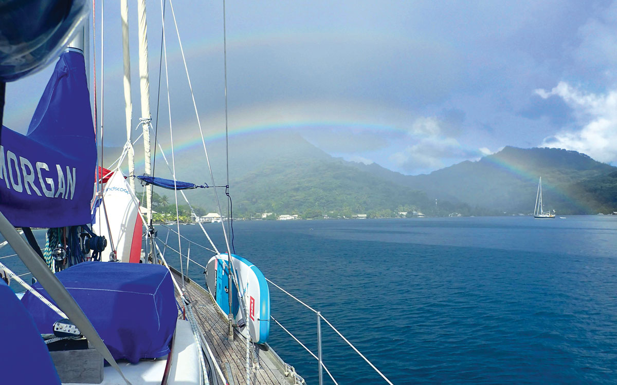Sailing around the world: Cruising couples' top tips for a dream voyage