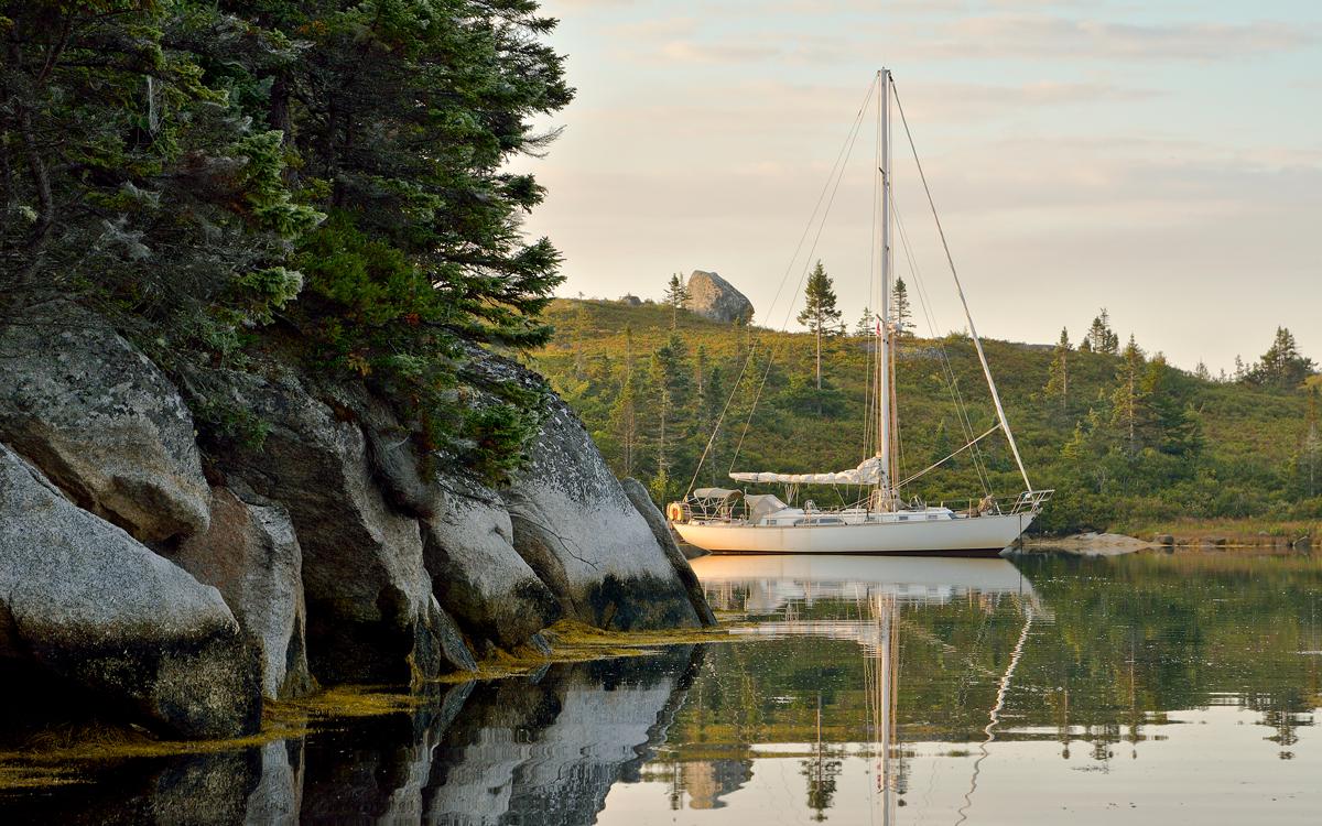 Sailing Nova Scotia: Jagged coastline makes for a unique cruising experience