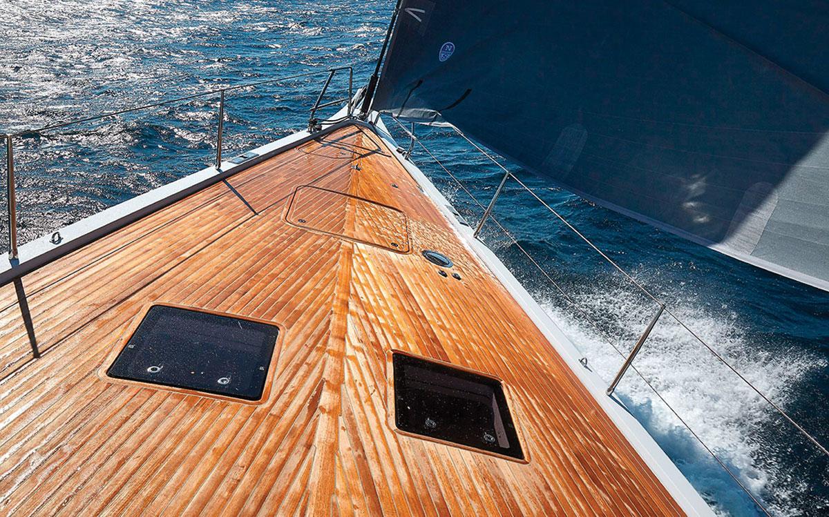Swan 65 test: The triumphant return of a true sailing icon
