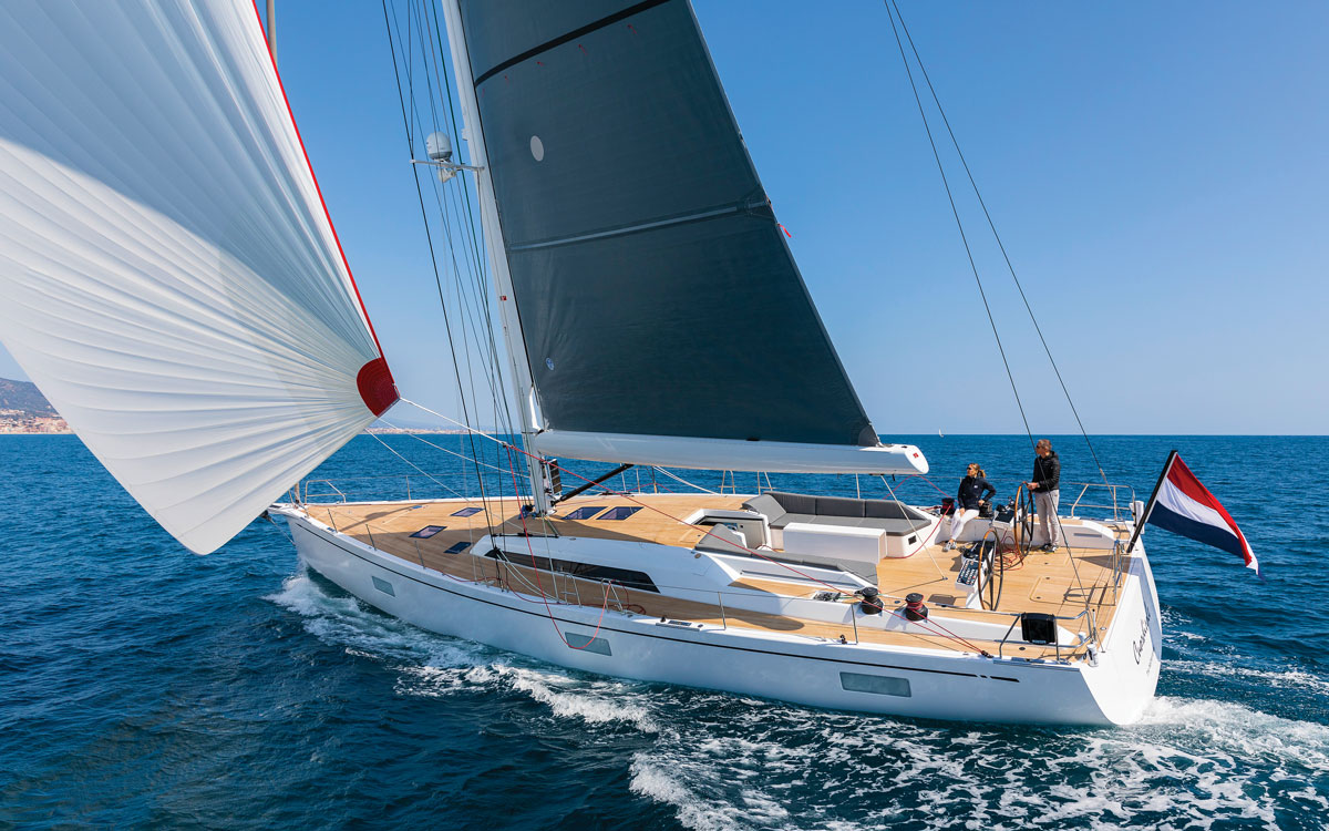 Swan 65 test: The triumphant return of a true sailing icon