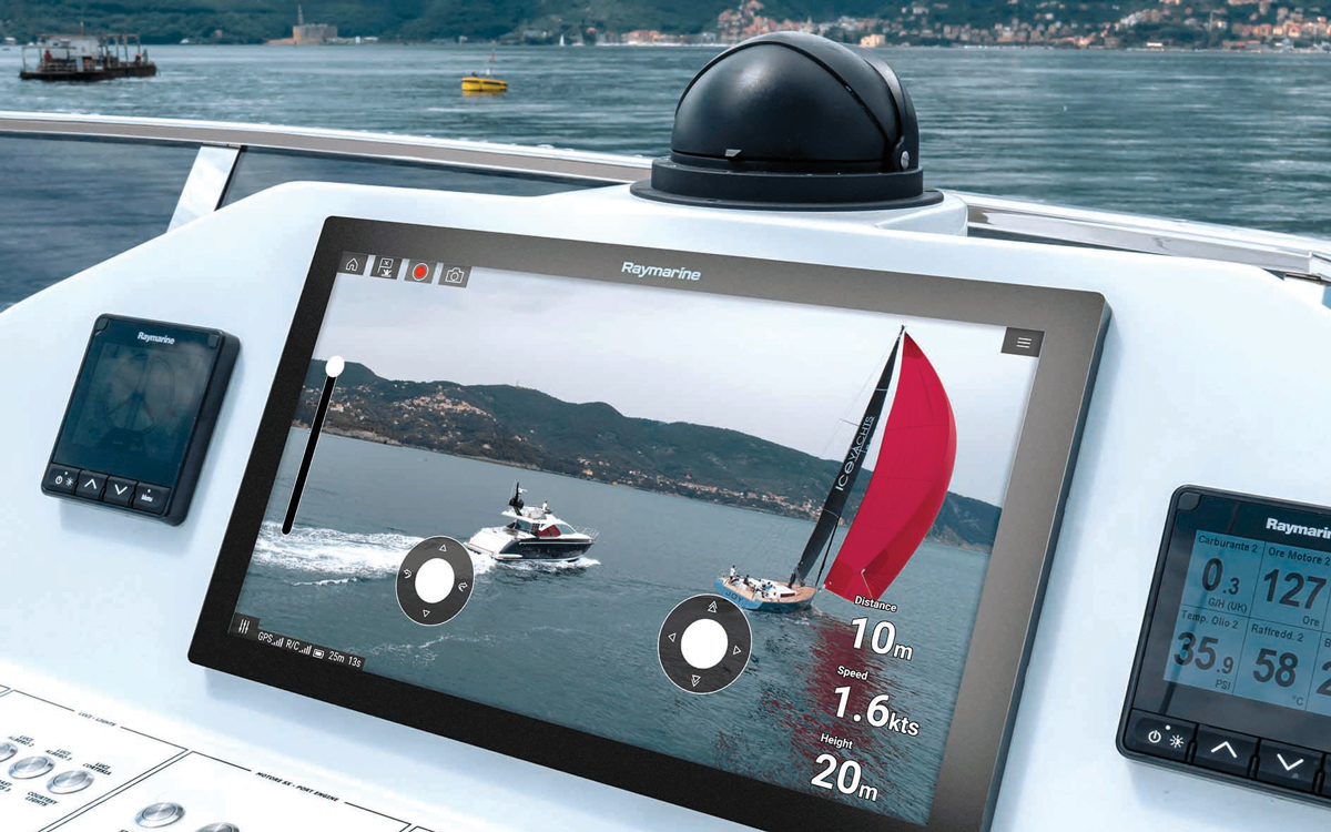 Can augmented reality really give us a vision of the future of sailing?