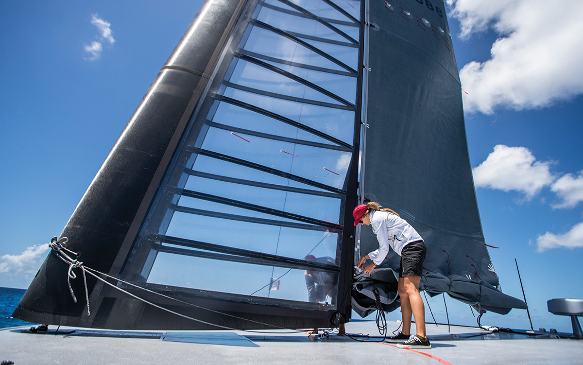 Eagle Class 53: The foiling cruiser inspired by the America's Cup - Yachting World
