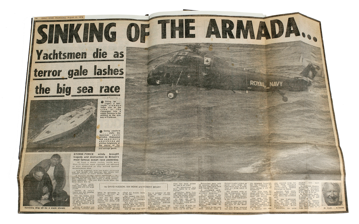 fastnet-race-1979-daily-star-press-clipping
