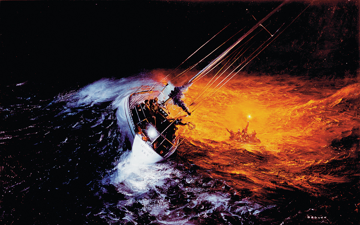 fastnet-race-1979-lorelei-rescues-griffin-painting-credit-alan-tabor