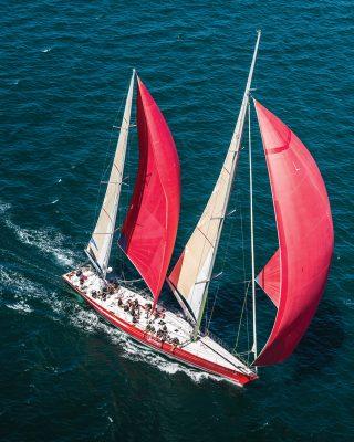 steinlager-2-sir-peter-blake-boat-aerial-running-shot-tall-2017-millennium-cup-credit-jeff-brown-breed-media