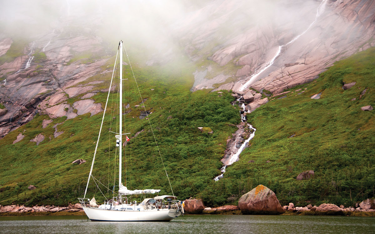 Cruising around Newfoundland: An unspoiled wilderness full of surprises