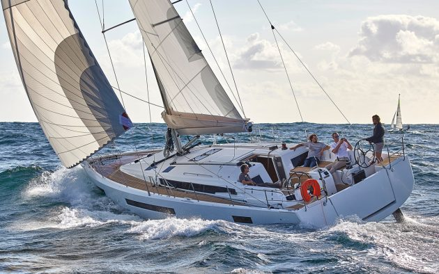 Jeanneau Sun Odyssey 490 test: A boat that demands to be noticed