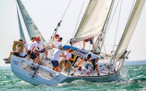 Essential yacht racing skills