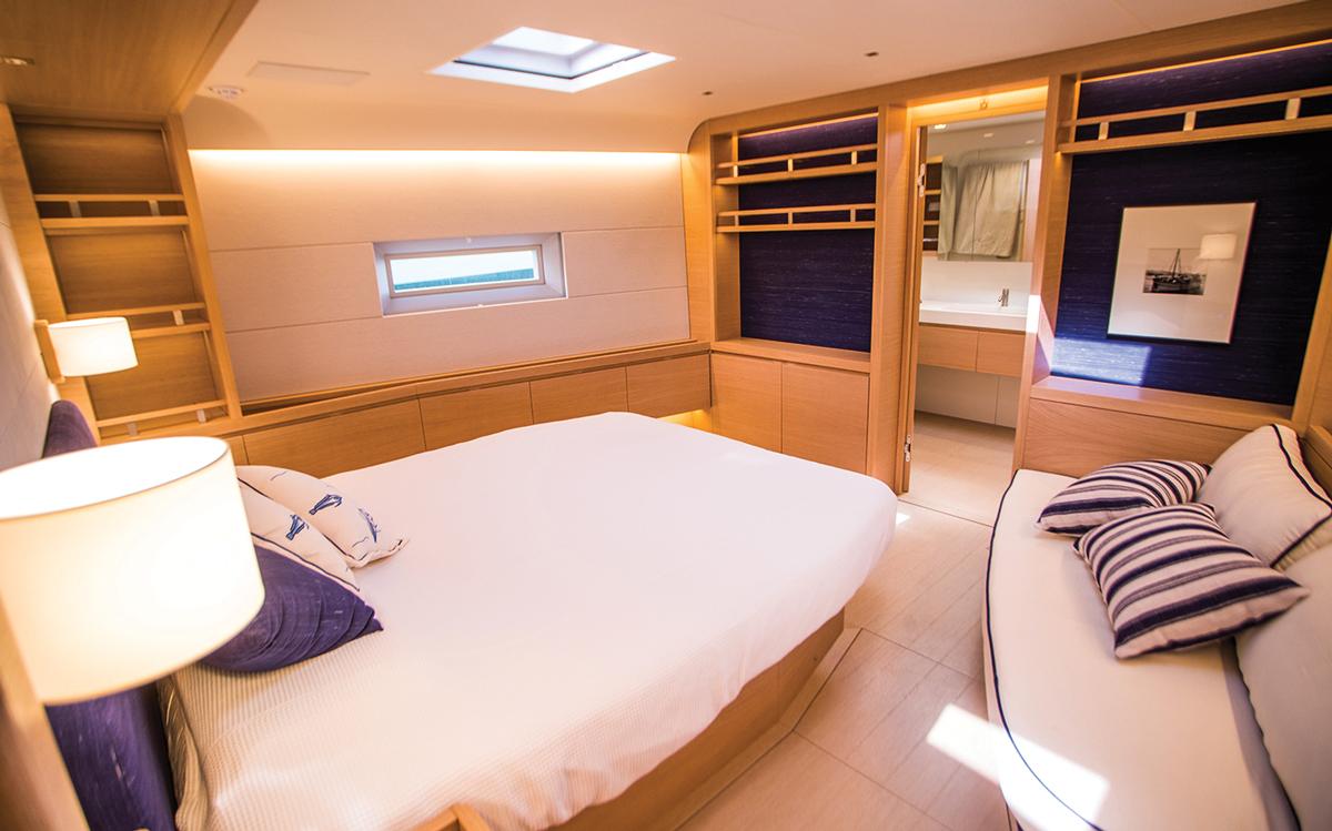 Southern-Wind-105-voile-superyacht-Kiboko-Tres-owner-suite-credit-Richard-Langdon