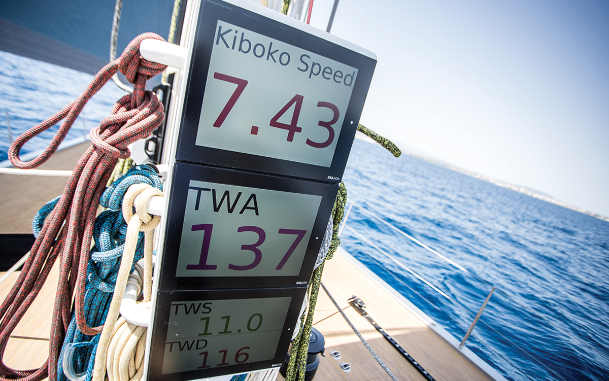 Southern-Wind-105-voile-superyacht-Kiboko-Tres-trim-controls-credit-Richard-Langdon