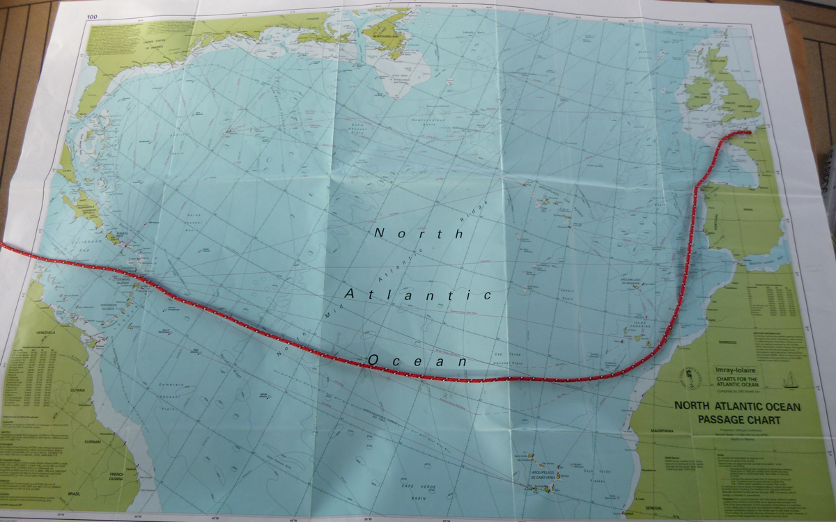 Pete-goss-transatlantic-crossing-garcia-exploration-45-pearl-maiden-voyage-route-map