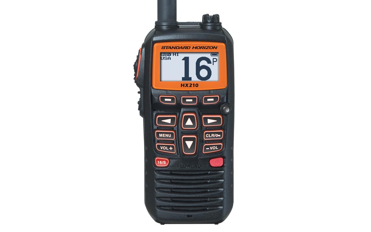 best-christmas-gifts-sailors-vhf-radio-Standard-Horizon-HX210