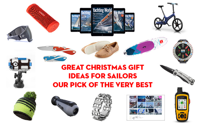 Christmas Gifts For Sailors Our Pick Of The Very Best Kit