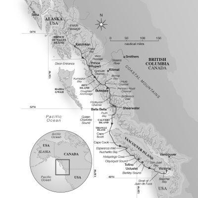 cruising-british-columbia-canada-wild-west-map