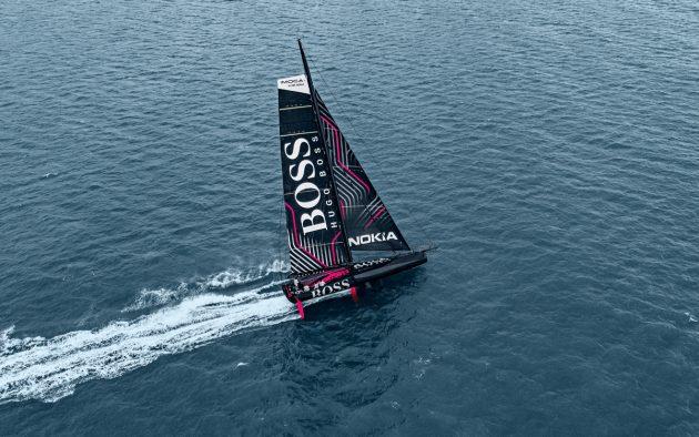 All photos: Alex Thomson Racing / Hugo Boss