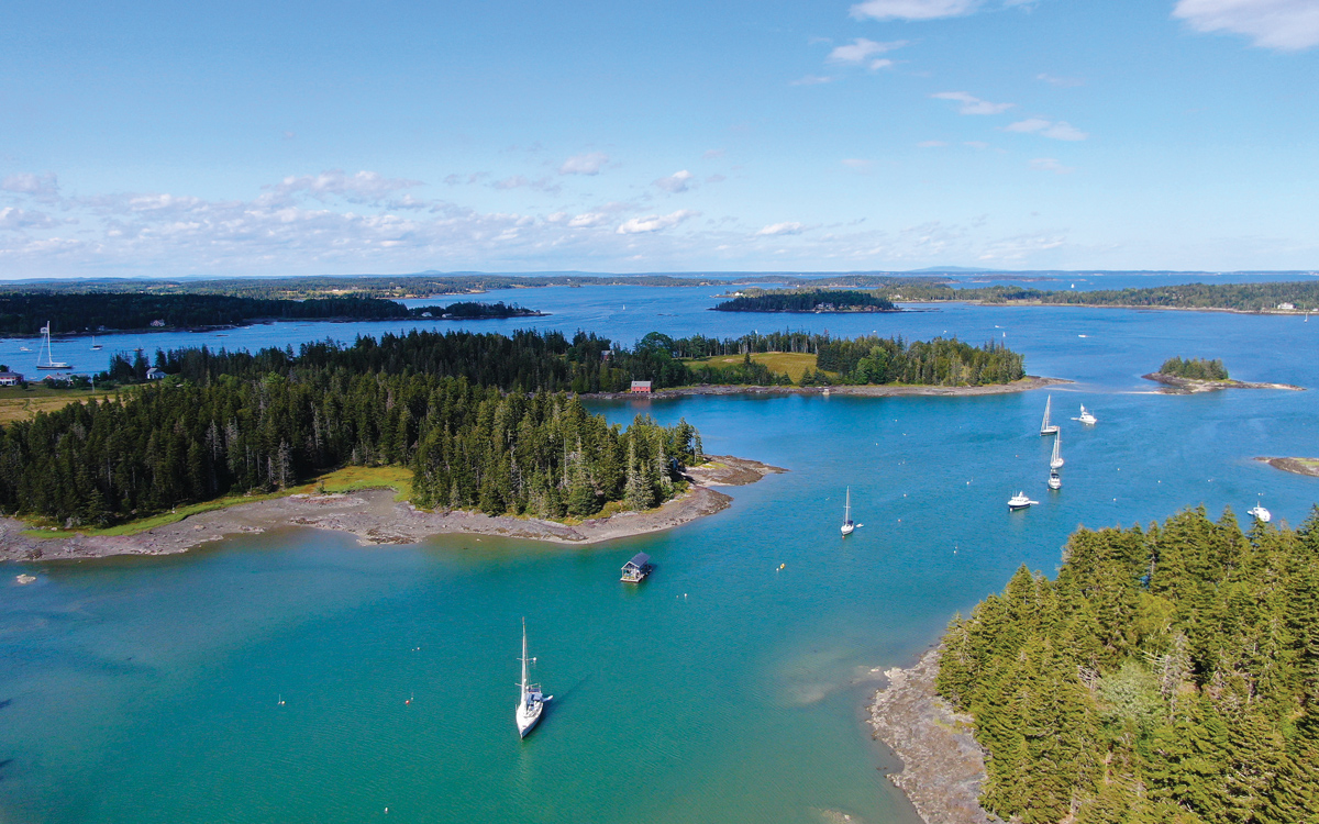 sailing-maine-islands-aerial-view-credit-pete-goss