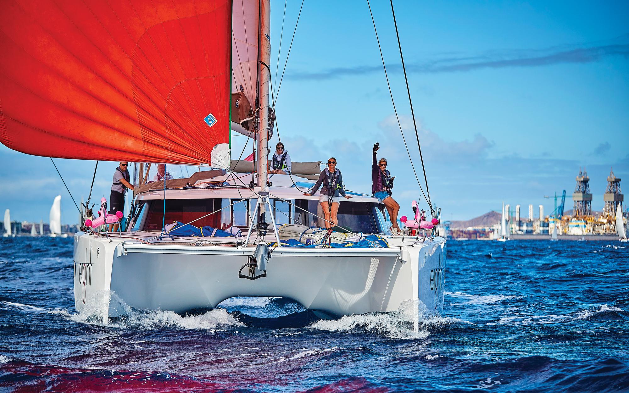 se préparer à naviguer à travers l'arc atlantique-2019-credit-james-mitchell
