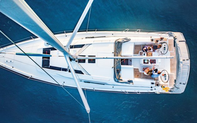Sharing a boat with other like-minded owners may mean you could afford to sail a bigger yacht