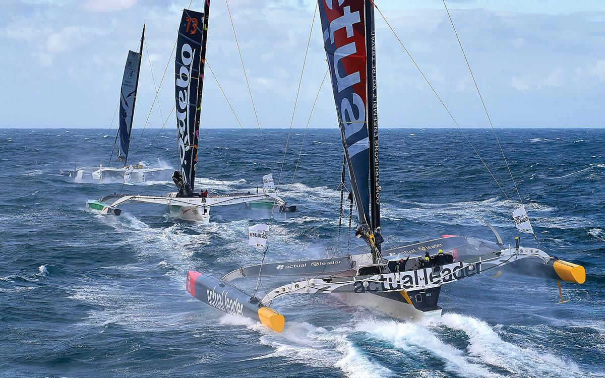 L'histoire intérieure de la Brest Atlantiques Race