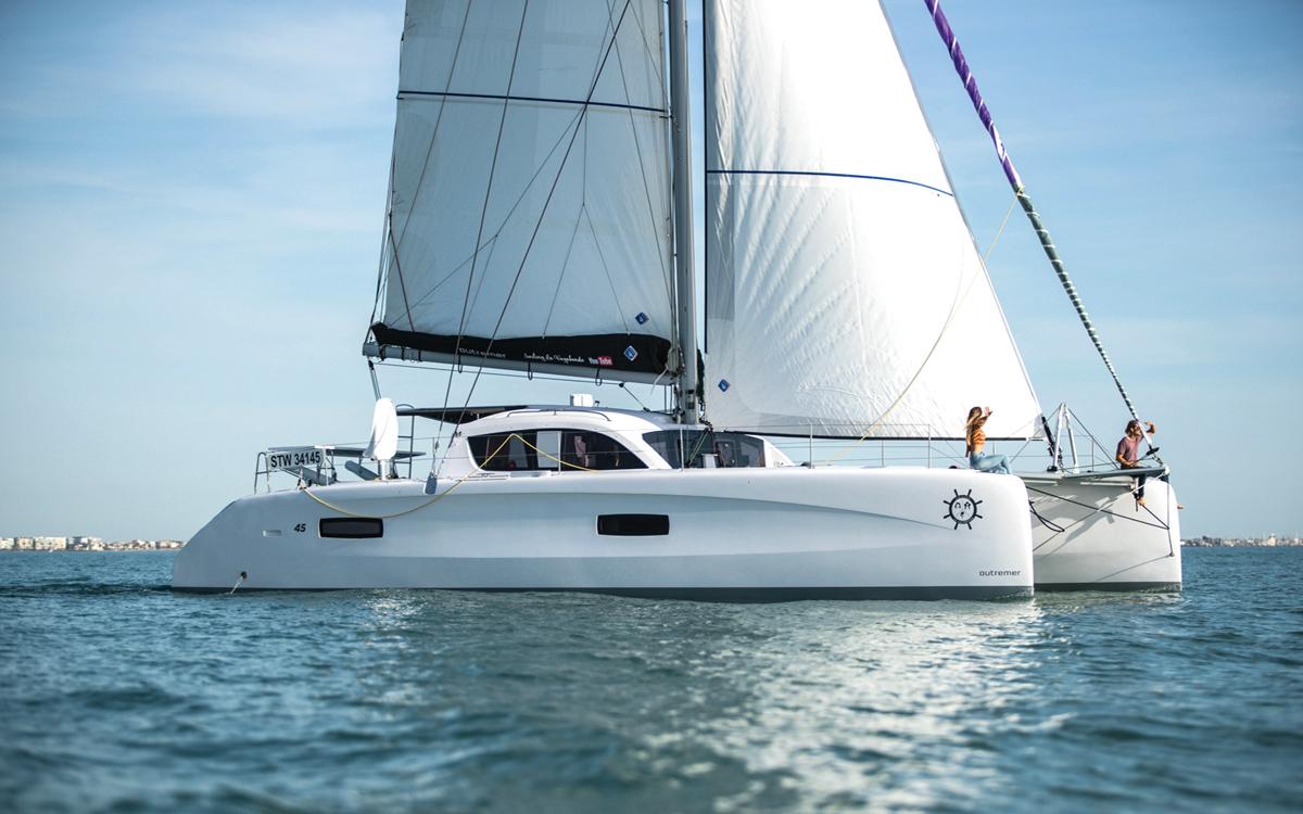 greta-thunberg-atlantic-sailing-la-vagabonde-outremer-45-catamaran-credit-robin-christol