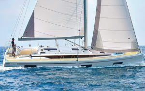Bavaria-yachts-C42-running-shot